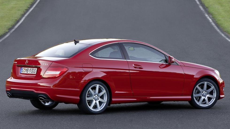 coches-dejan-fabricarse-2015-Mercedes-Clase-C-Coupé-zaga