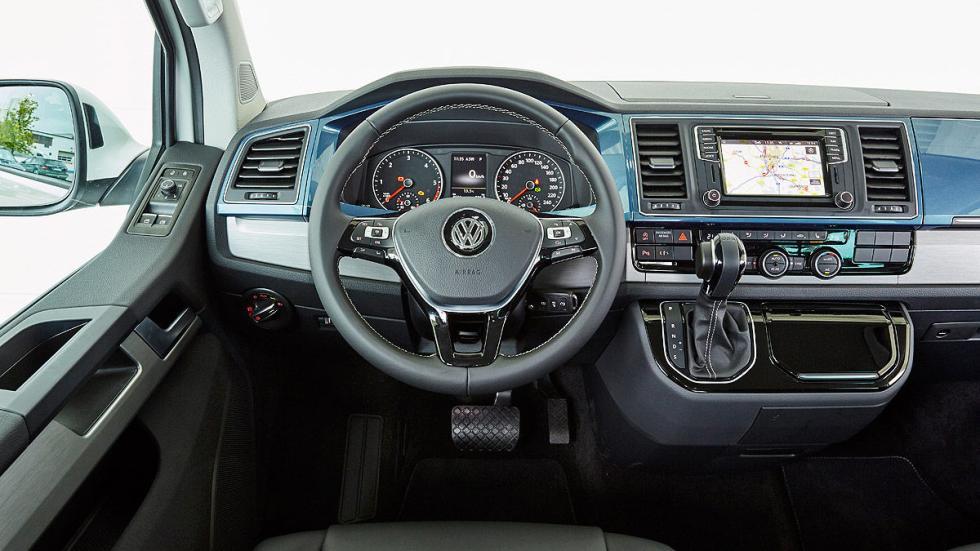 Volkswagen T6 salpicadero