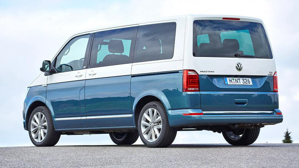 Volkswagen T6 zaga