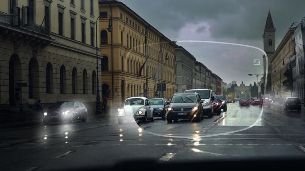 DriveSafe visión con poca luz
