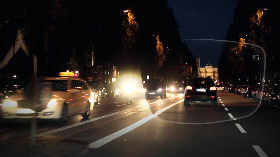 Drivesafe reduce en un 64% el deslumbramiento