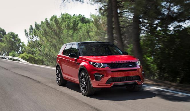 Tecnología Land Rover Discovery Sport