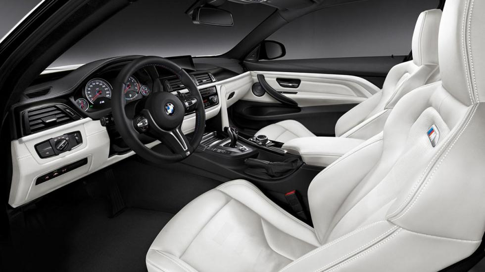 BMW M4 individual edition japon interior