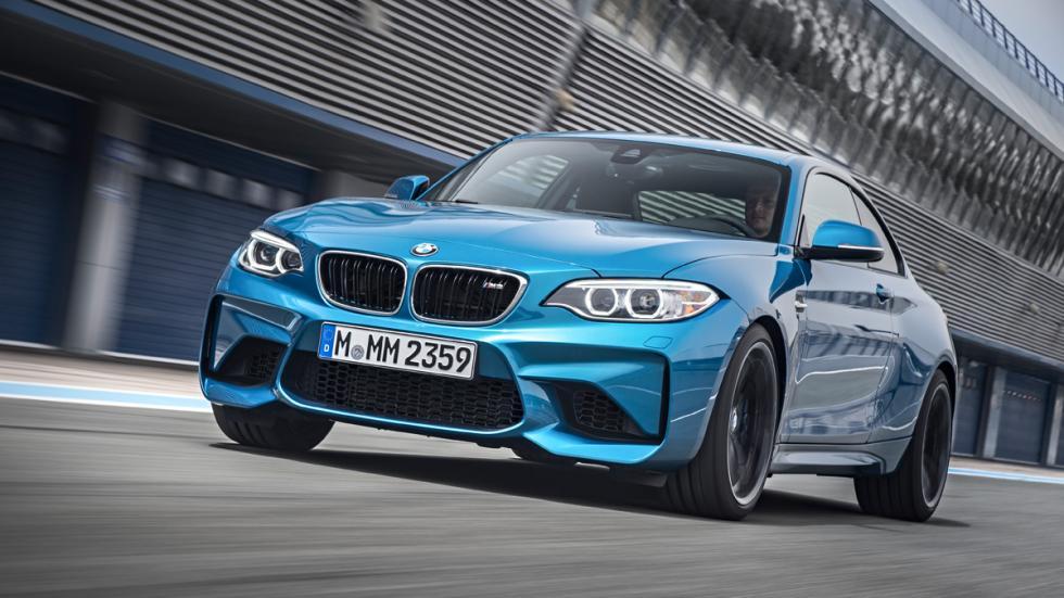 BMW M2 2016 frontal