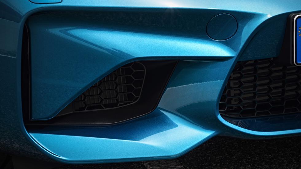 BMW M2 2016 paragolpes