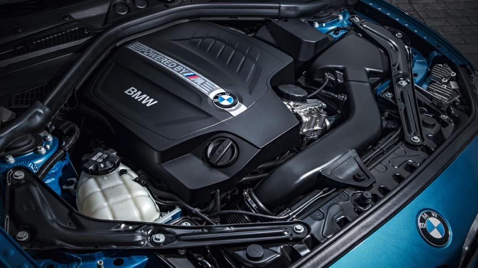 BMW M2 2016 motor