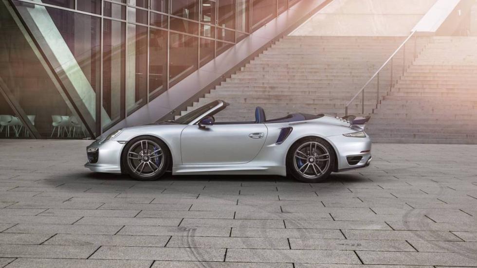Porsche 911 Turbo S Cabriolet TechArt