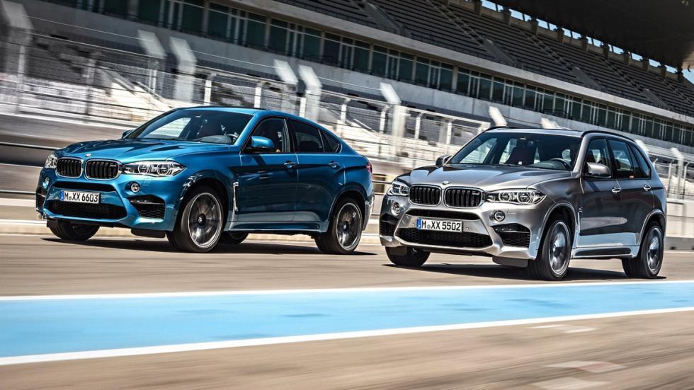 SUV-más-rápidos-acelerando-bmw-x5-x6-m