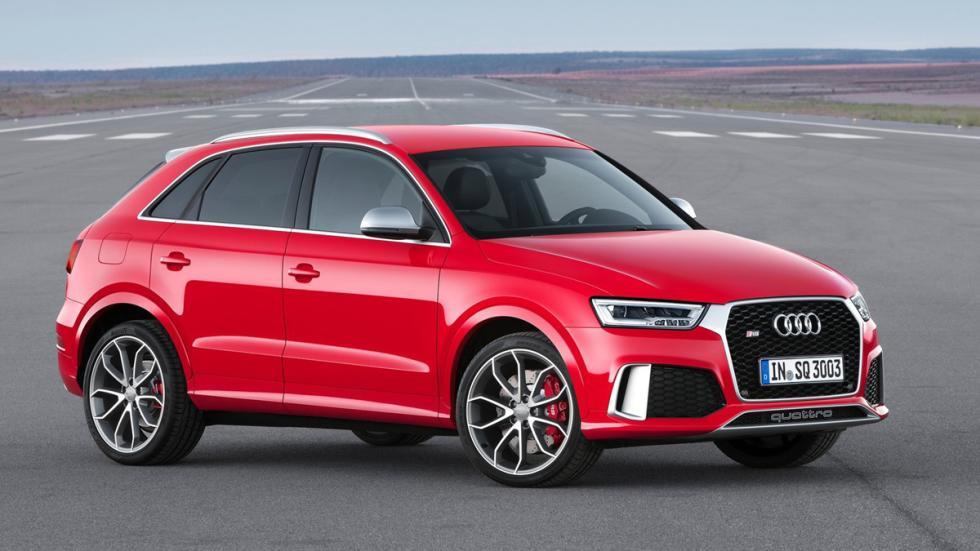 SUV-más-rápidos-acelerando-audi-rs-q3