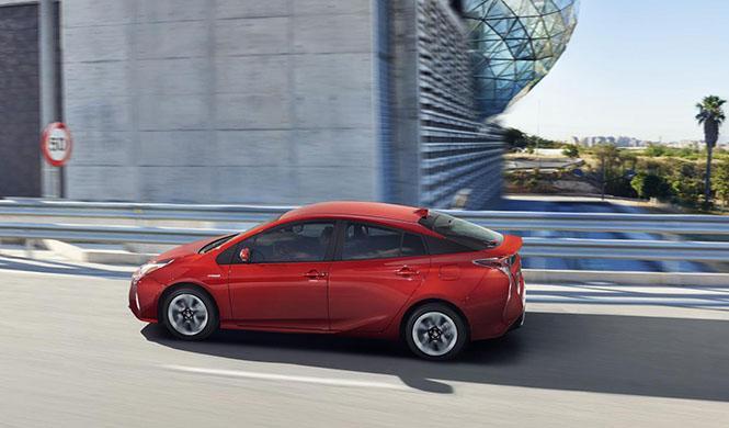 Nuevo Toyota Prius 3