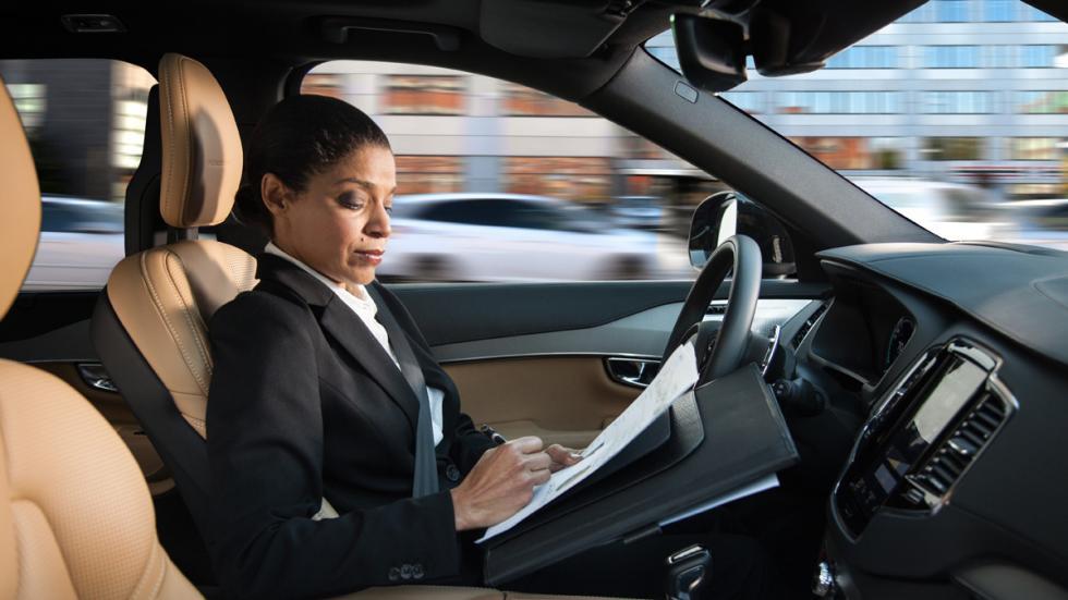 conducción autonoma