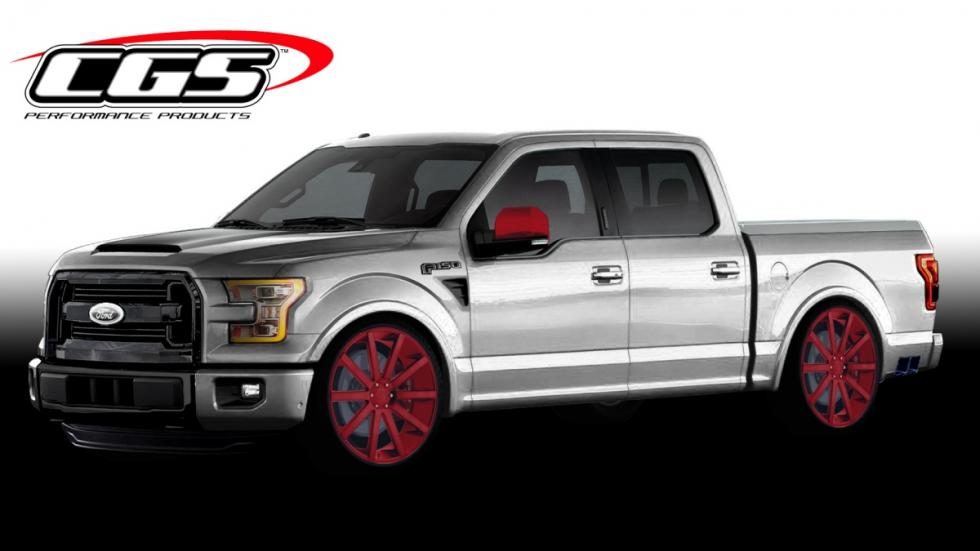 Ford F-150 CGS Performance