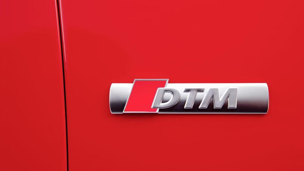Audi A5 DTM logo