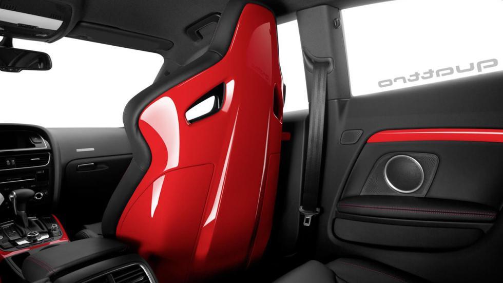Audi A5 DTM asientos
