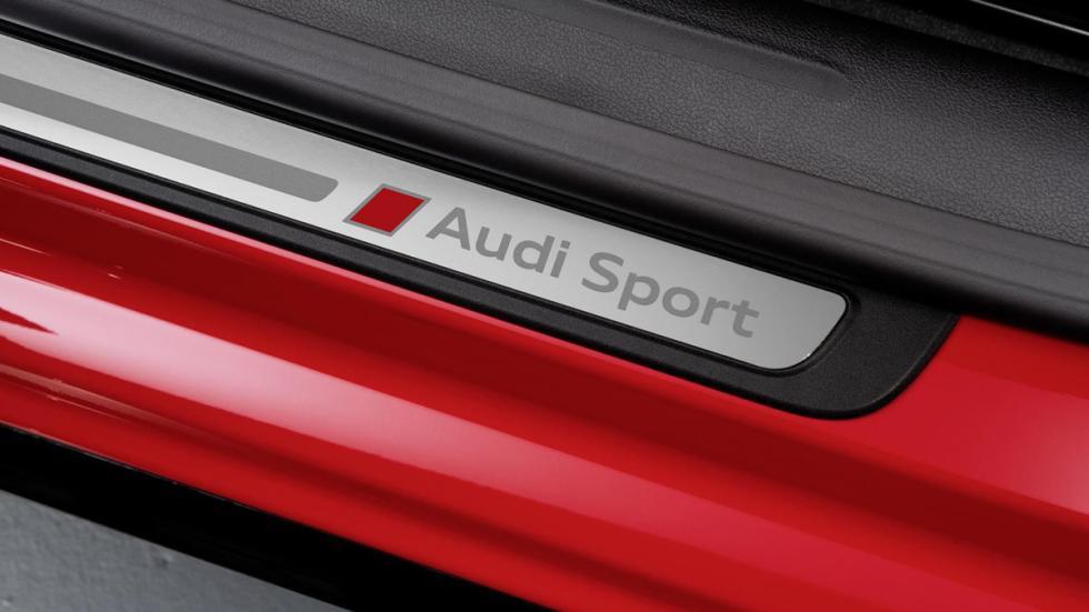 Audi A5 DTM paso rueda