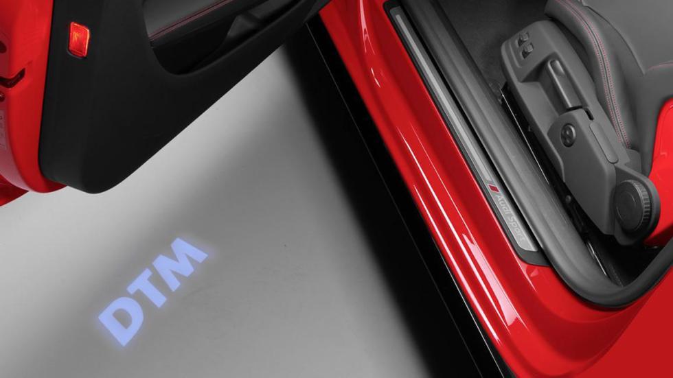 Audi A5 DTM luz