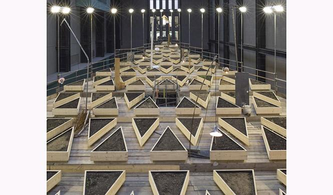 Empty Lot Hyundai Commission Tate Modern Sala de Turbinas 2
