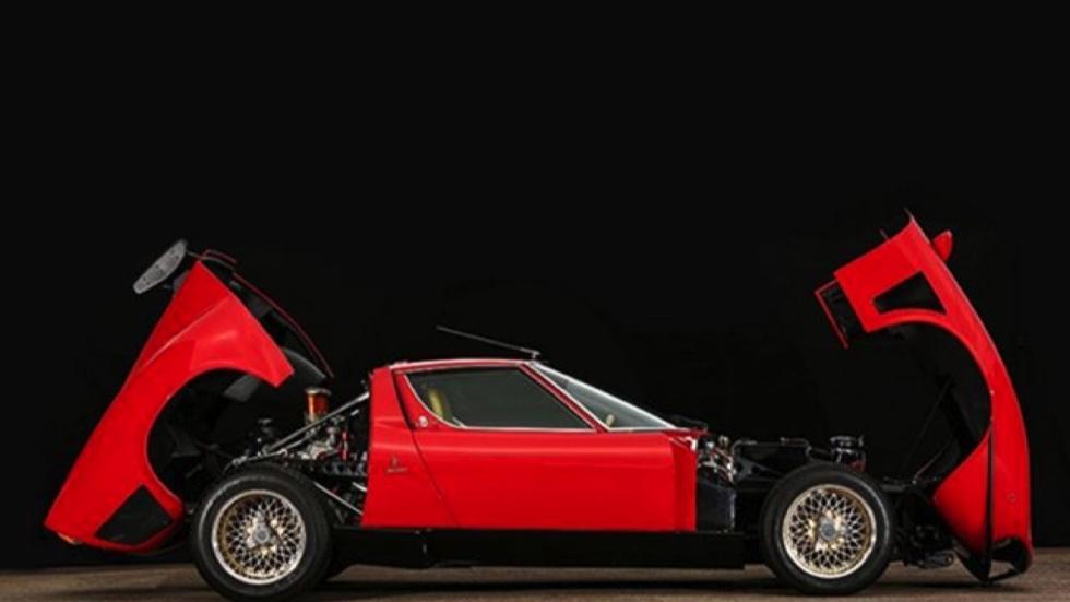 Lamborghini Miura Jota a la venta despiece