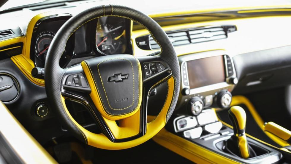 Chevrolet Camaro ZL1 por Carlex Design