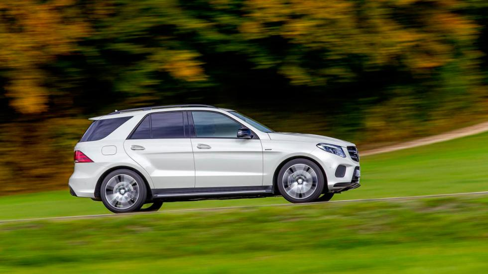 Mercedes GLE 450 AMG 4MATIC lateral