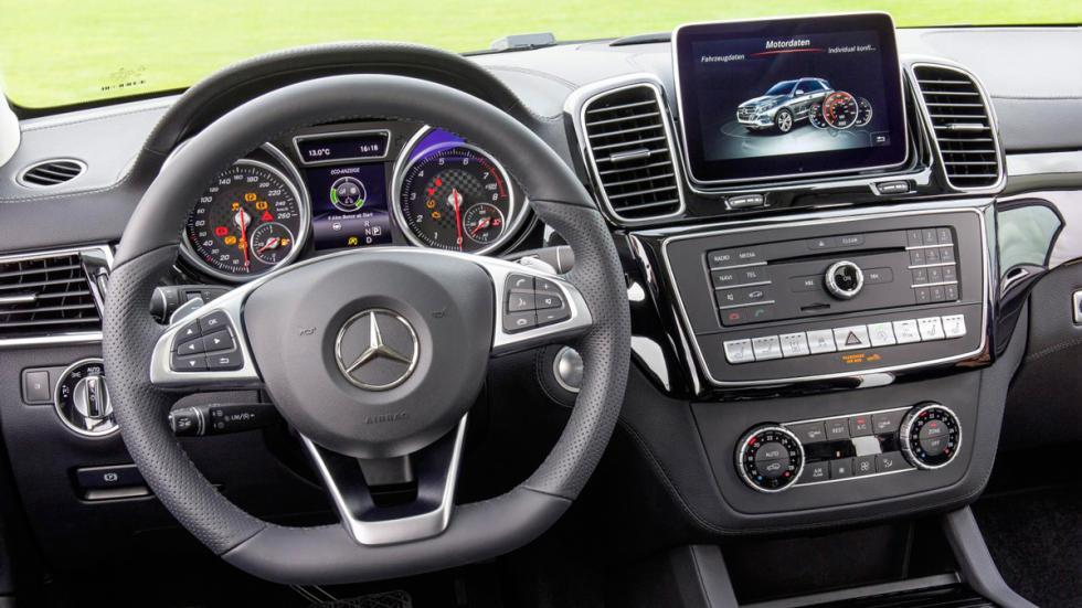 Mercedes GLE 450 AMG 4MATIC volante