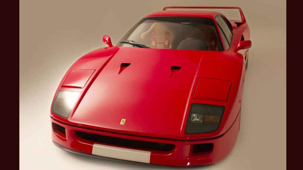 Ferrari F40 Personalizado morro