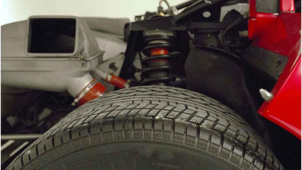Ferrari F40 Personalizado detalle