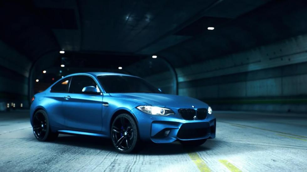 lateral bmw m2 videojuego