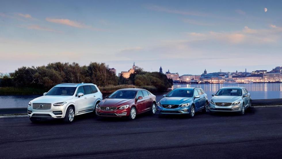 Planes de futuro Volvo