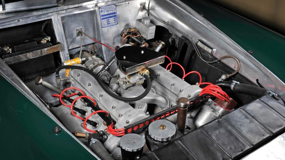 Pegaso Z102 subasta motor 3.2