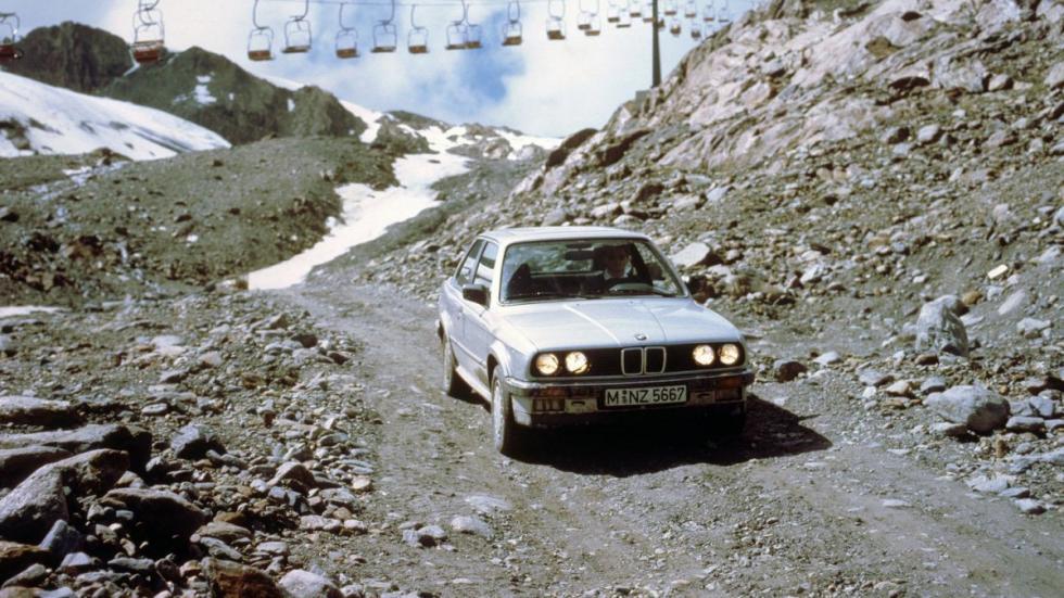 aniversario BMW traccion integral