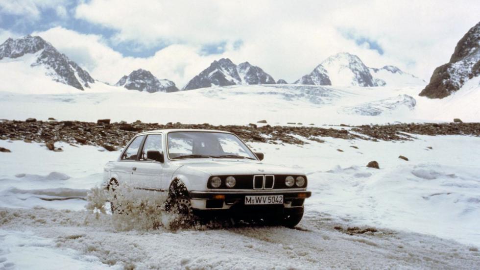aniversario BMW traccion integral 3