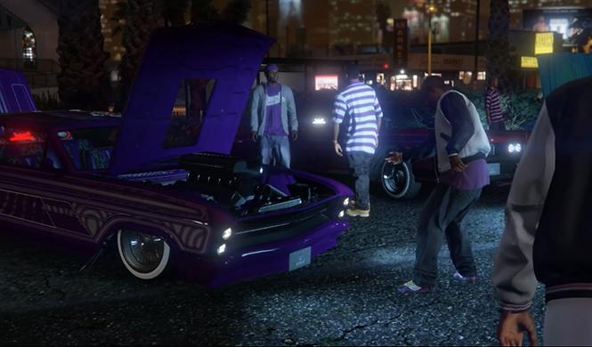 GTA Online Lowriders 2