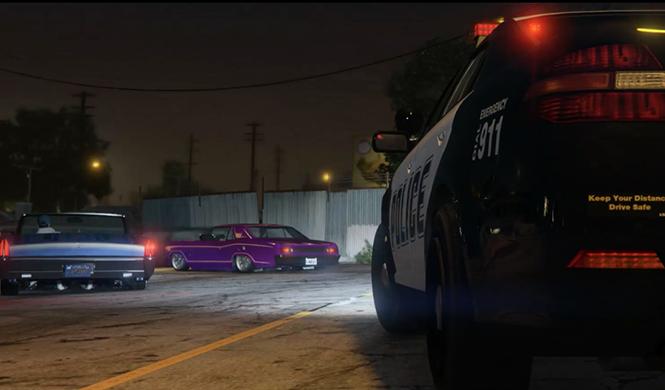 GTA Online Lowriders 4