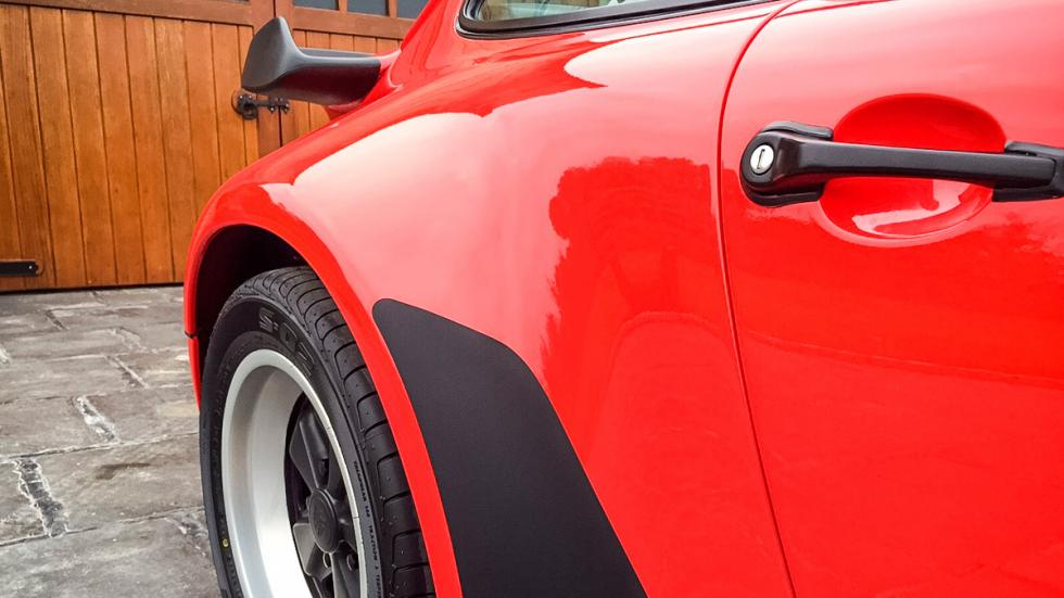 Porsche 911 930 Turbo rueda