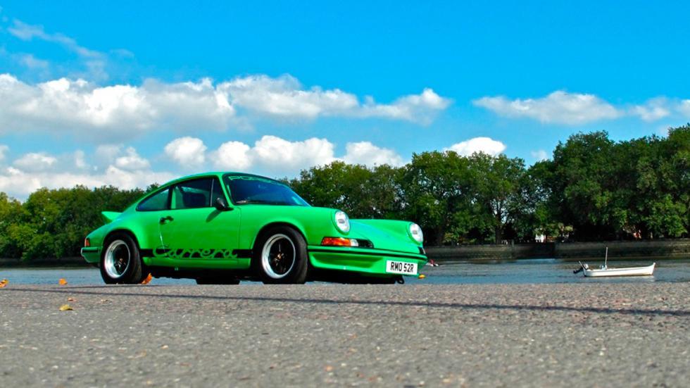 Porsche 911 RS project