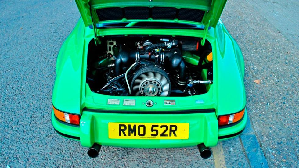 Porsche 911 RS project motor