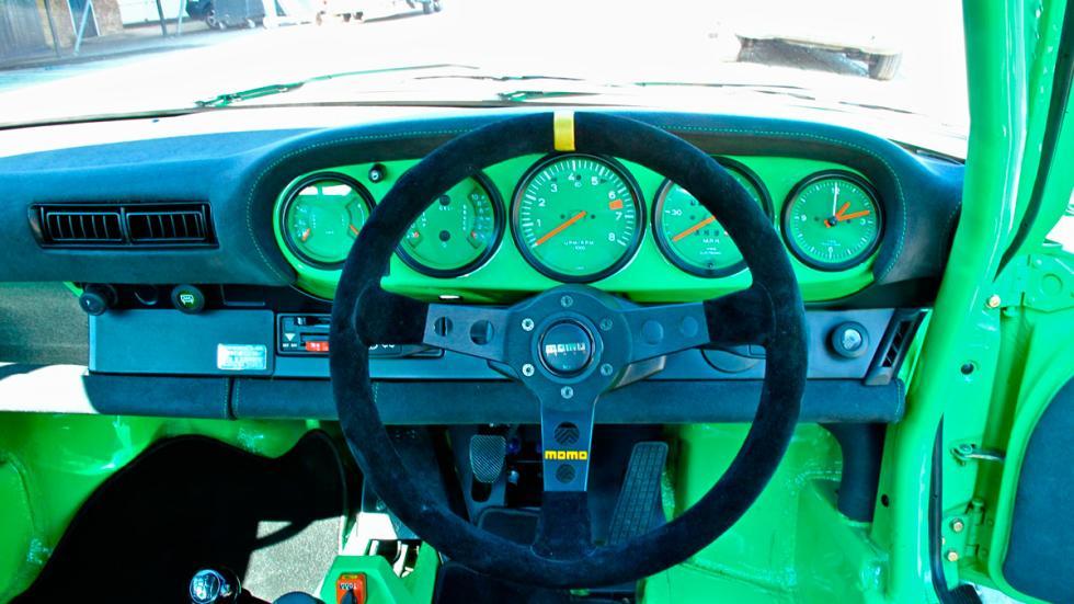 Porsche 911 RS project volante
