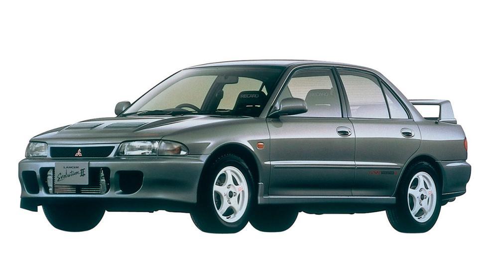 Mitsubishi Evolution II