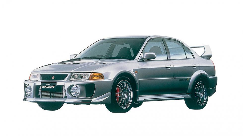 Mitsubishi Evolution V