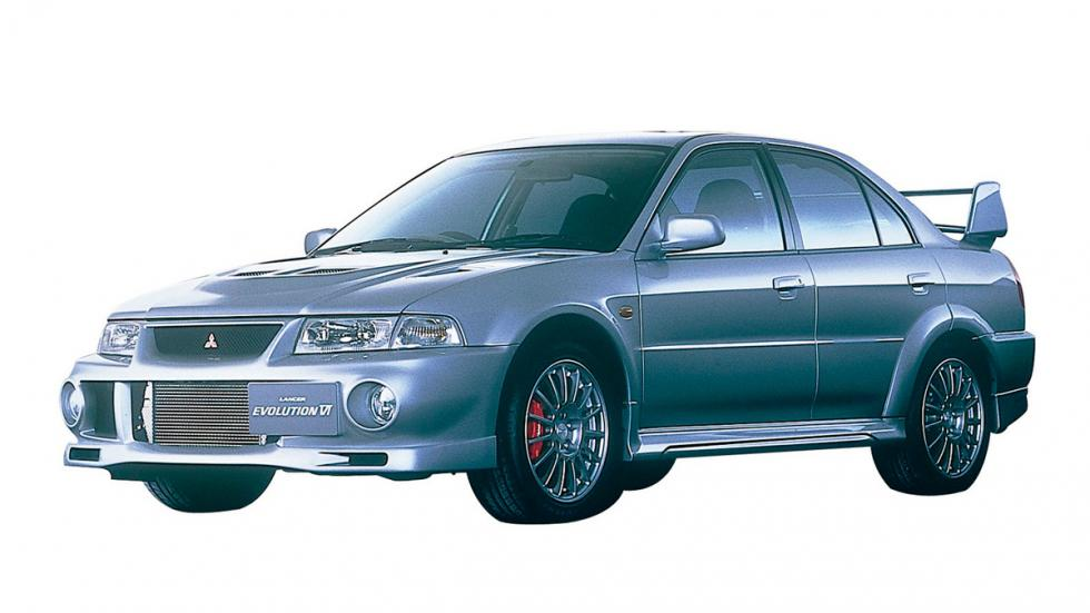Mitsubishi Evolution VI