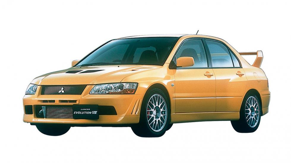 Mitsubishi Evolution VII