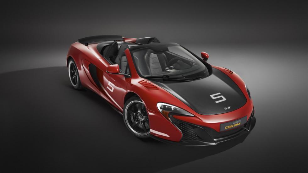 McLaren 650S Can-Am fibra de carbono