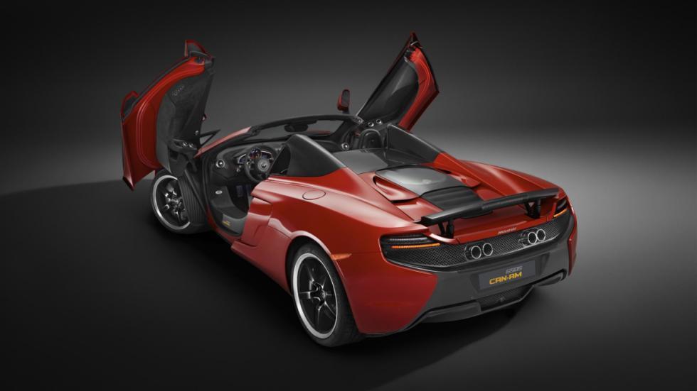 puertas McLaren 650S Can-Am