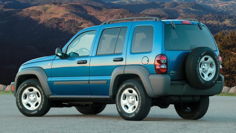 historia-coches-diésel-estados-unidos-Jeep-Liberty-zaga