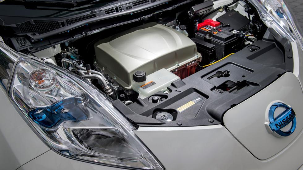 Nissan Leaf 2015 batería