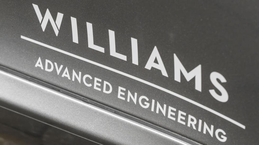 Aston Martin Rapide electrico williams