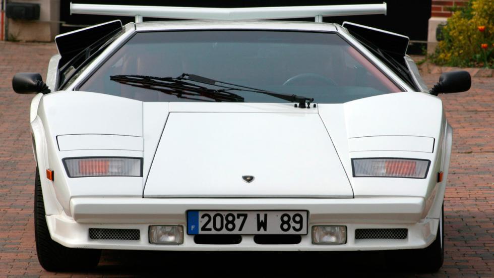 Lamborghini Countach LP5000 S QV