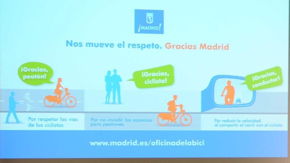 presentacion bici