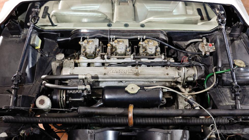 lamborghini marzal motor